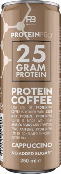 ProteinPro Coffee Cappuccino 250 ml