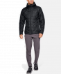 ColdGear Reactor Hybrid Jacket - Black