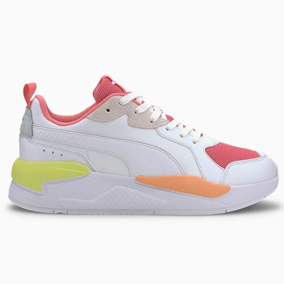X-Ray Game Sneakers Dame - Hvit / Rosa