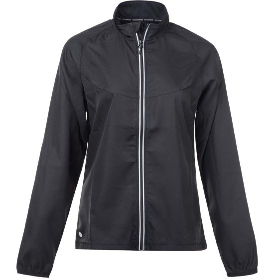 Kristina W Runing Jacket - Sort
