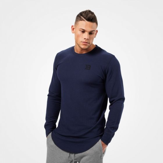 Harlem Thermal LS - Dark Navy