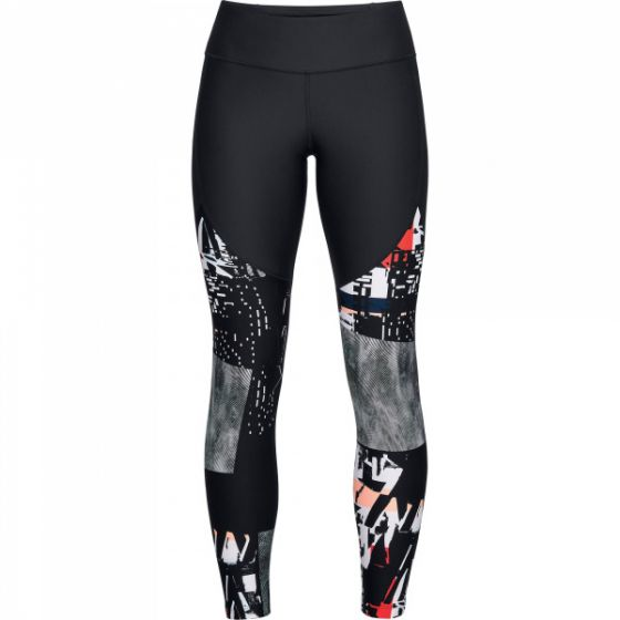 Vanish Printed Legging - Black Tonal
