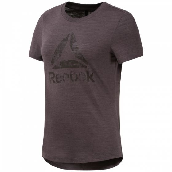 Elements Marble Logo Tee - Almost Grey