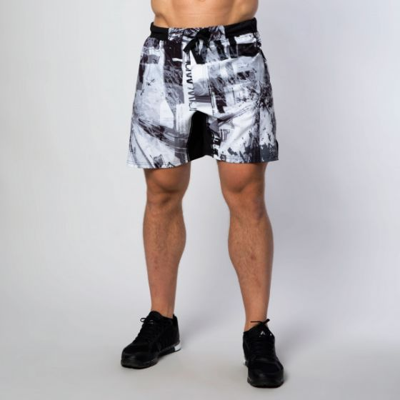 Timeless Shorts Shorts - Black/White