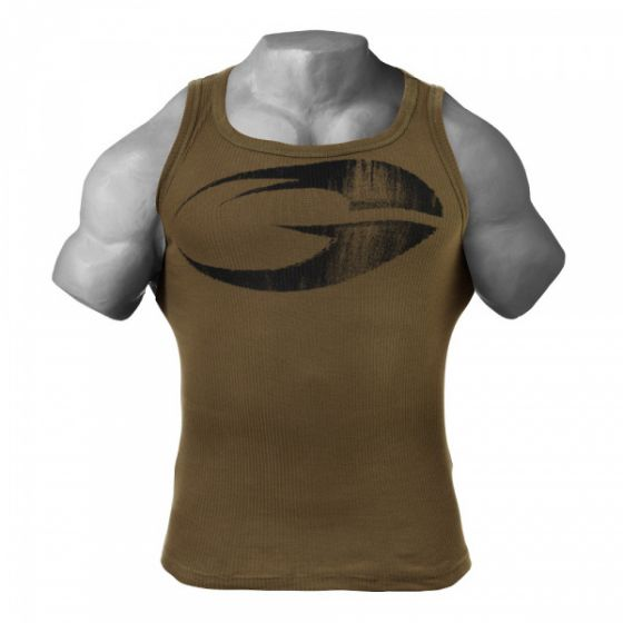Original Ribbed Tank - Military Olive