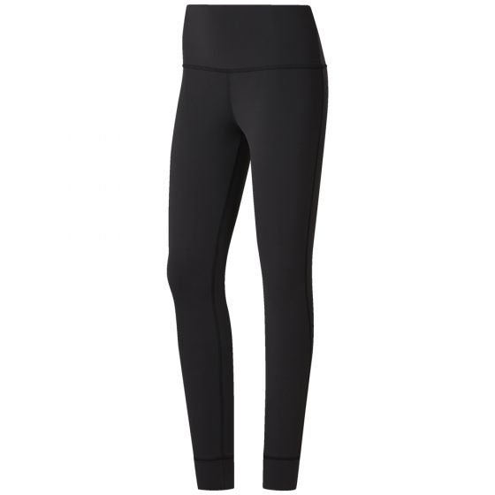 Lux High-Rise Tights - Black