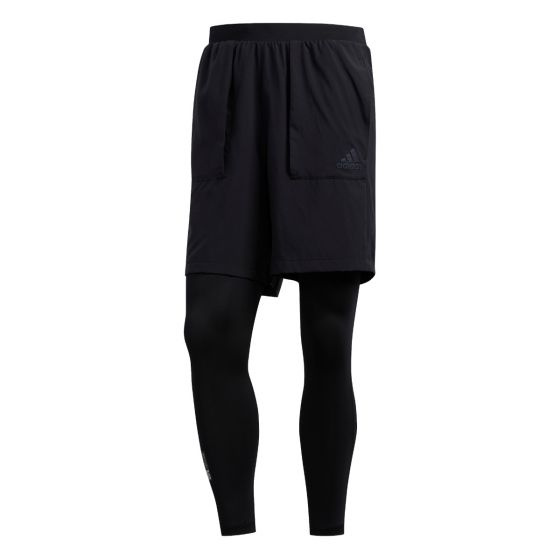 Adapt To Chaos Saturday Shorts Herre - Sort