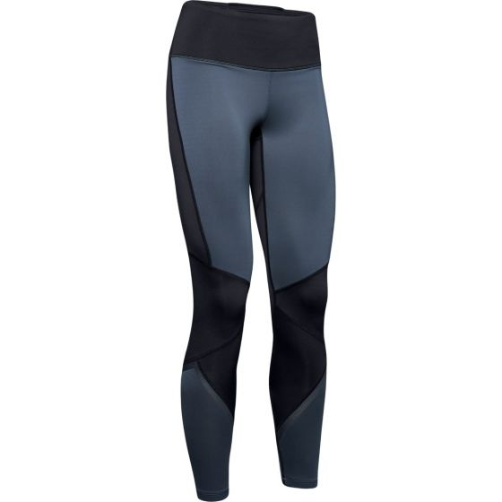 ColdGear Armour Graphic Tights Dame - Blå