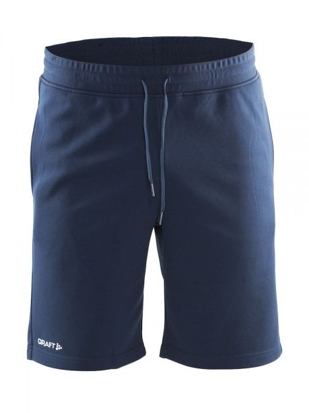 In The Zone Sweatshort Herre - Dark Navy