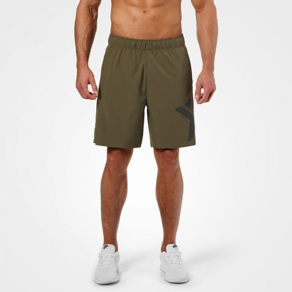 Hamilton shorts - Khaki Green