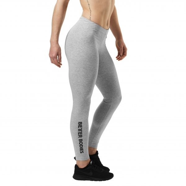 Kensington Leggings - White Melange