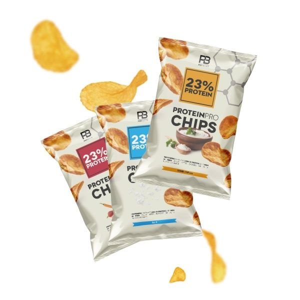 ProteinPro Chips 50 g