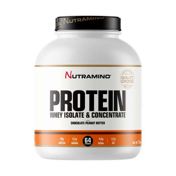 Whey Protein Chocolate Peanut Butter 1,8 kg