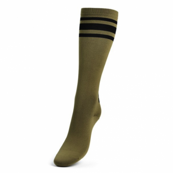 Knee Socks - Military Green