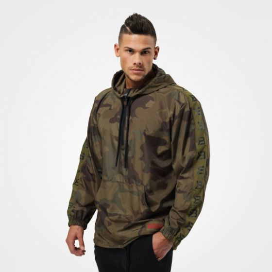 Harlem Jacket - Military Camo