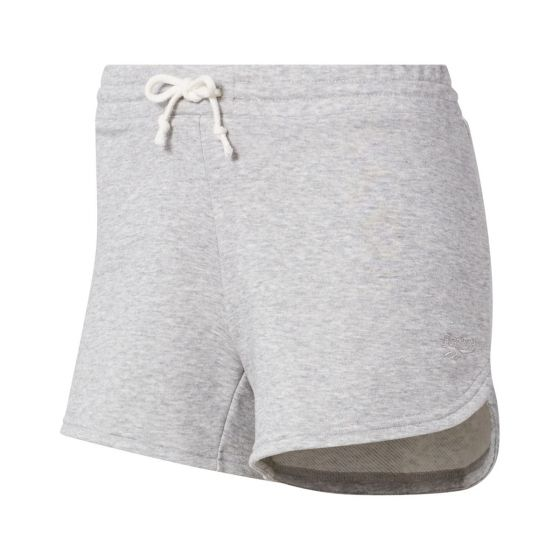Training Essentials French Terry Shorts Dame - Grå