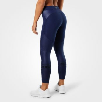 Chrystie Shiny Tight - Dark Navy