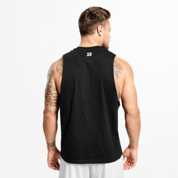 Team BB Singlet Herre - Sort