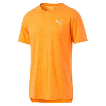 Energy SS Tee - Orange