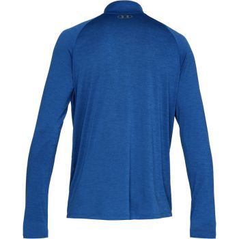 UA Tech 1/2 Zip - Blue