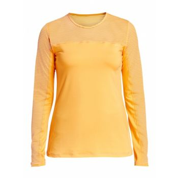 Miko Long Sleeve - Saffron