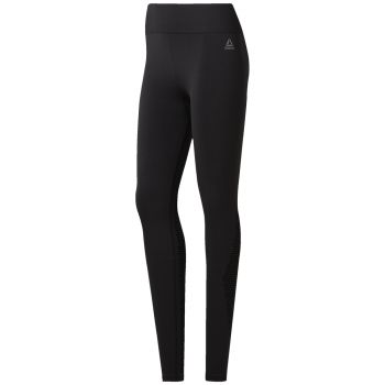 Workout Seamless Tights - Black