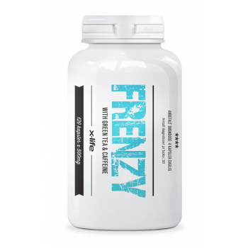 Frenzy Fat Loss - 120 kapsler