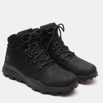 Brooklyn Hiker Boot Herre - Sort