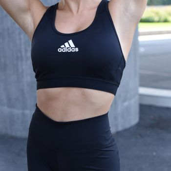 Don't Rest Alphaskin Padded Sports-BH Dame - Sort