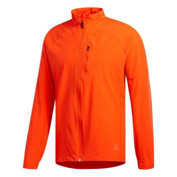 Rise Up N Run Jakke Herre - Orange