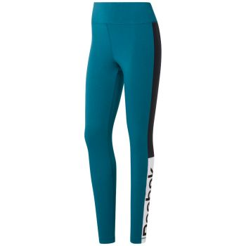 Training Essentials Linear Logo Tights Dame - Blå