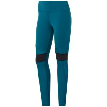 Lux Colorblocked Tights 2.0 Dame - Blå