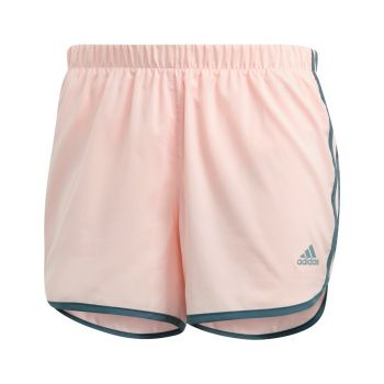 Marathon 20 Shorts Dame - Orange