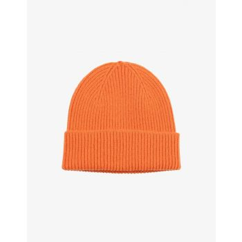 Merino Wool Lue Unisex - Orange