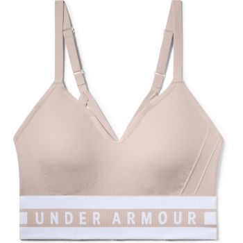 Seamless Longline Sports-BH - Rosa