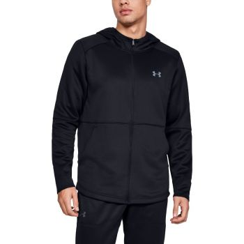 MK1 Warmup Full Zip Genser Herre - Sort