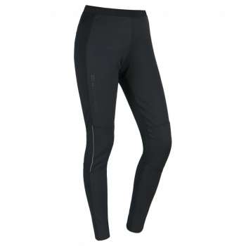 Mahana Windblock Run Tights Dame - Sort