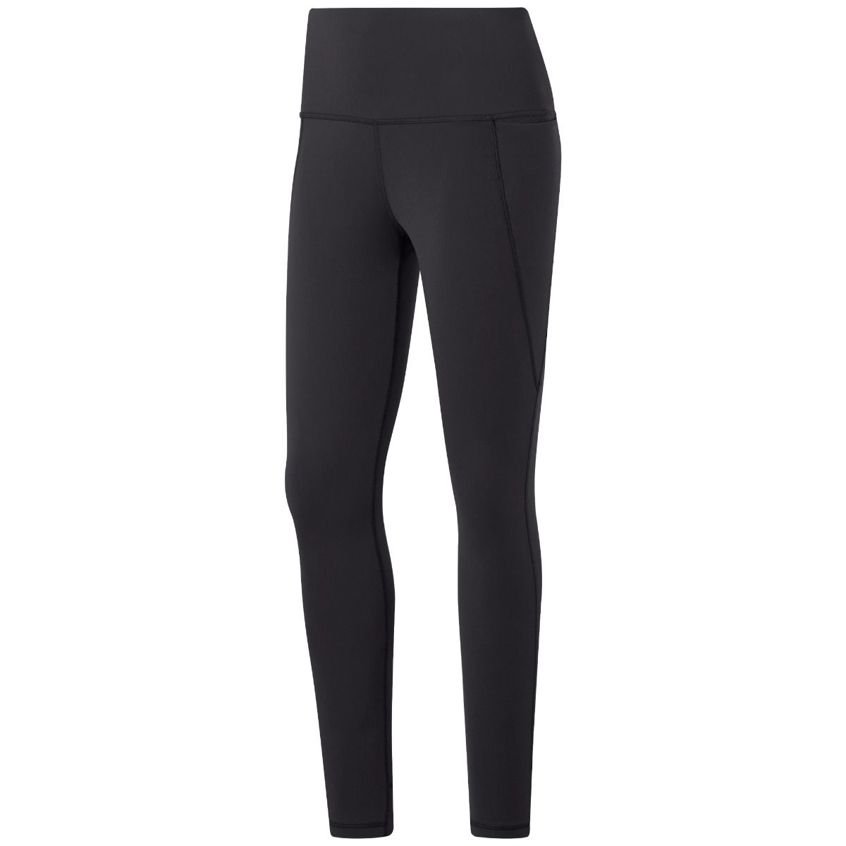 Lux High-Rise Tights 2.0 Dame - Sort
