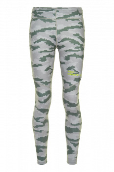 Camo Endurance Tights Dame - Camo