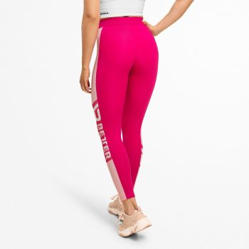 Chrystie High Tights - Hot Pink