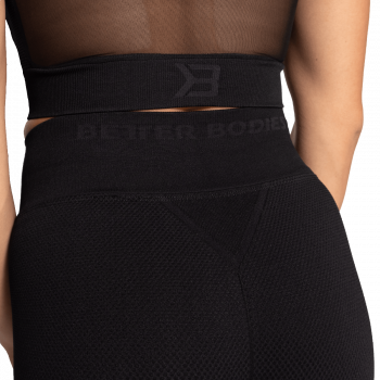 Roxy Seamless Sports-BH Dame - Sort