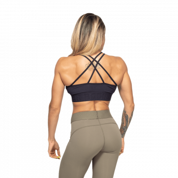 Gym Sports-BH Dame - Sort
