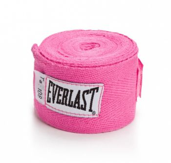 Cotton Handwraps Rosa