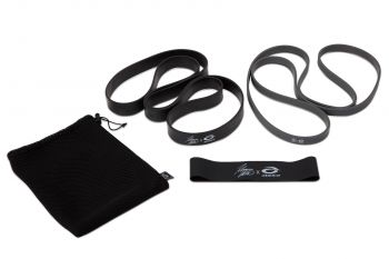 XC TrainingBand Set ECO Treningsstrikker - Sort