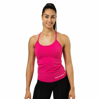 Chrystie Tank - Hot pink