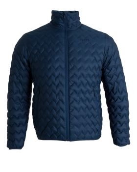 Mens Down Light Jacket - Dress Blues / Insig