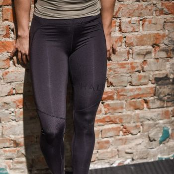 Endurance Tights Dame - Sort
