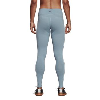 BT Heather 3 Stripe Tight - Blå