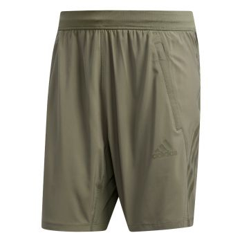 AEROREADY 3-Stripes 8-Inch Shorts Herre - Grønn