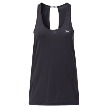 ACTIVCHILL Athletic Singlet Dame - Sort